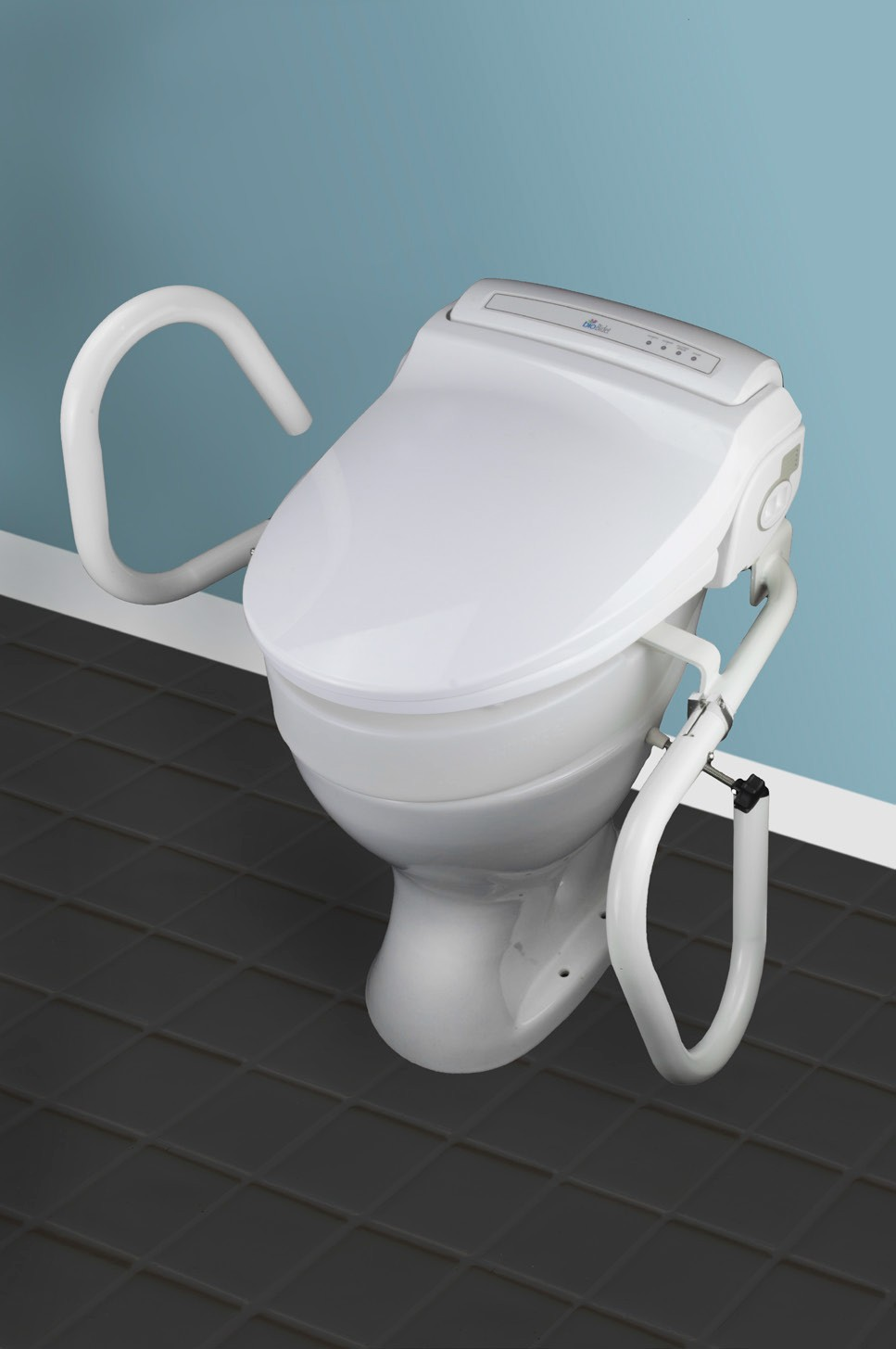 Bio Bidet 800 bidet toilet seat - for intimate hygiene ...