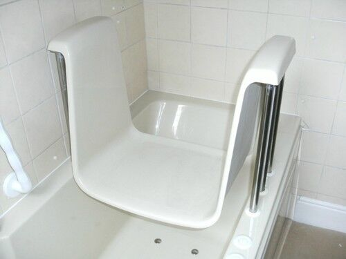 Aquamarine Walk In Bath Shower With Powered Seat