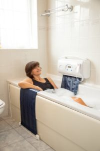 Relaxa bath lift