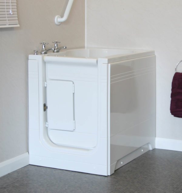 Sierra Compact front entry sitting bath