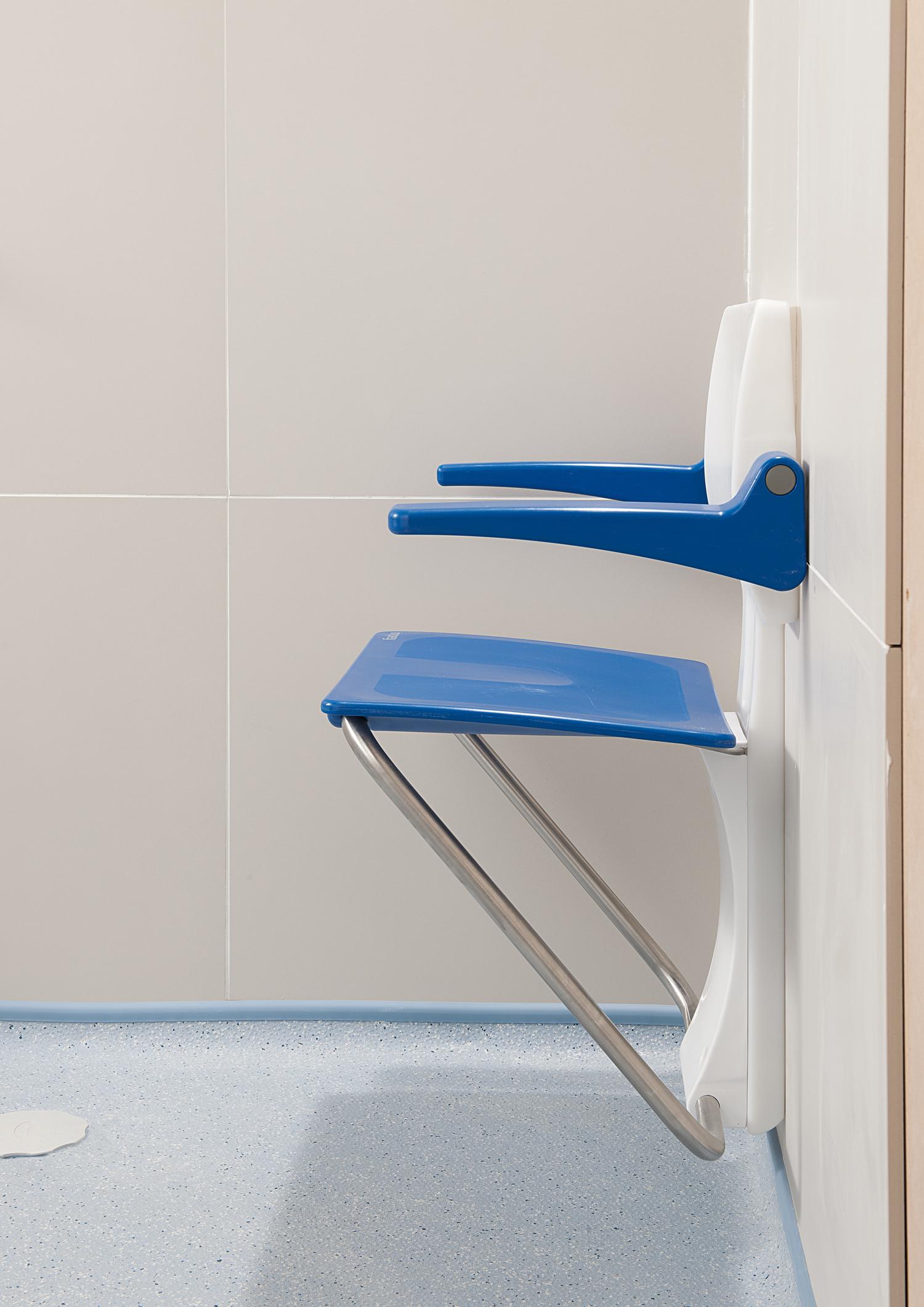 Slimfold Shower Seat Stylish Shower Seating Practical