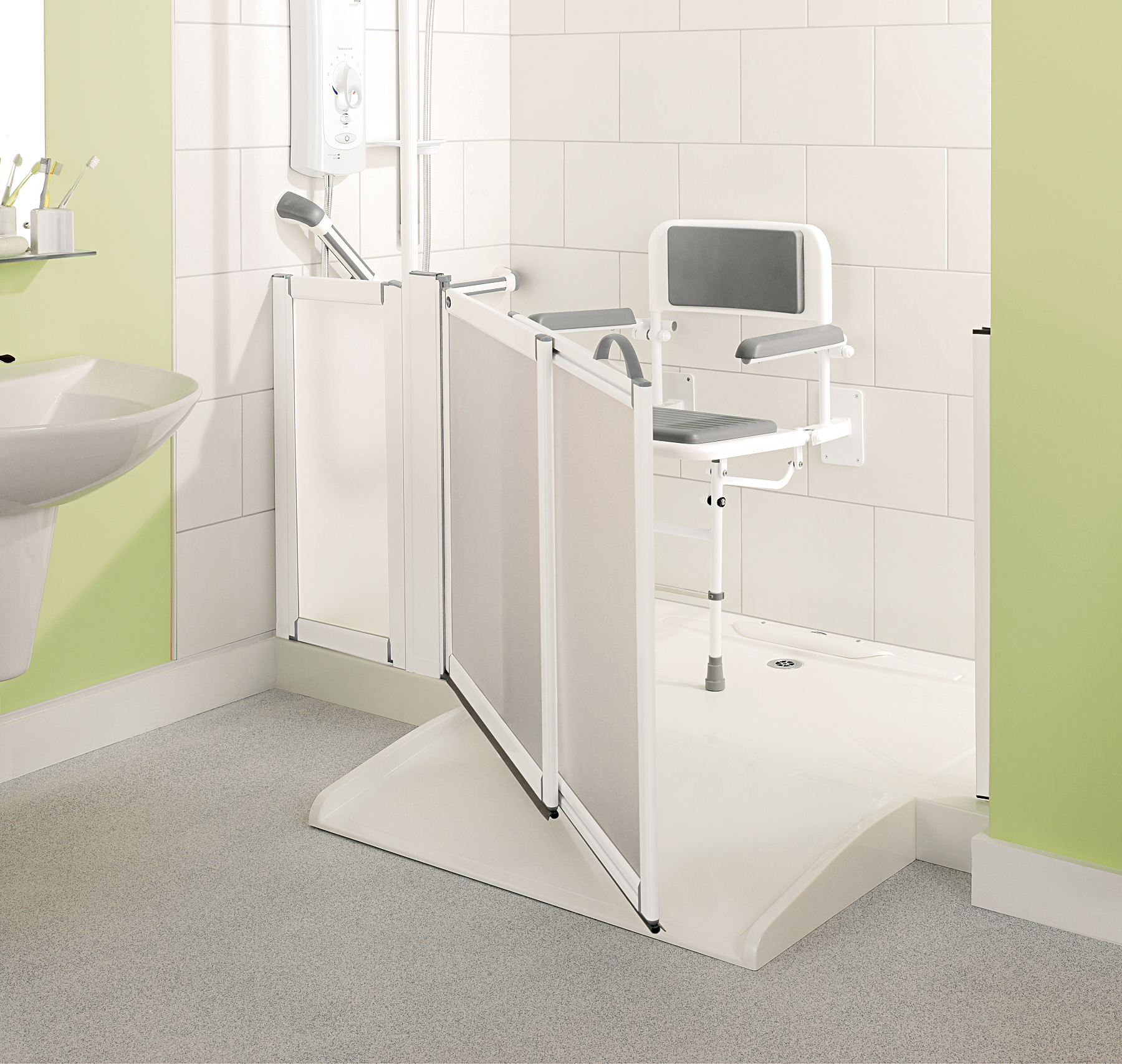Impey Mendip shower trays
