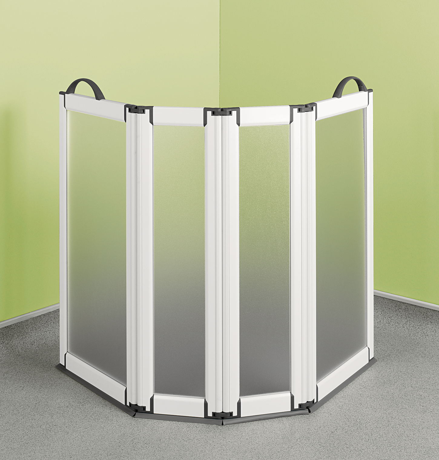 Half Height Shower Doors By Impey Practical Bathing