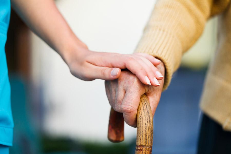 Helping The Elderly