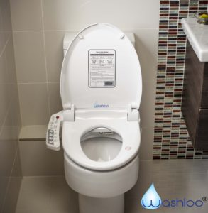 Washloo Classic bidet seat