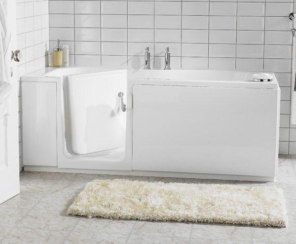 Jubilee shower bath